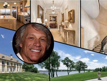 Com álbum no forno e sem tempo para curtir sua mansão de New Jersey, Bon Jovi coloca a propriedade à venda
