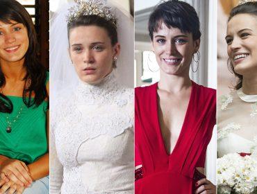 """De """"Malhação"""" até """"O Outro Lado do Paraíso"""", relembre os melhores papéis de Bianca Bin que acaba de ser dispensada da Globo"""