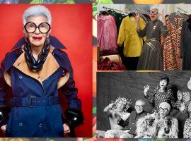 Iris Apfel vai doar 90 looks completos e mais de mil acessórios para museu americano