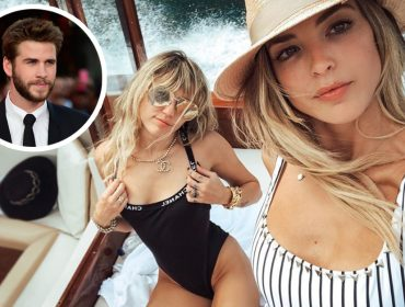 Quem é Kaitlynn Carter? A loira foi flagrada aos beijos com Miley Cyrus dias após o rompimento com Liam Hemsworth