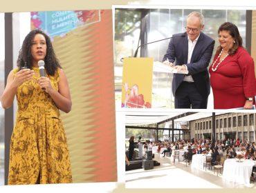Em São Paulo, CEOs se unem pelo fim da violência contra mulheres e meninas. Aos detalhes!