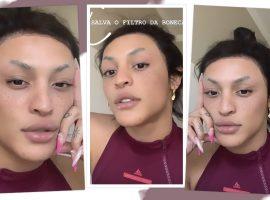 Pabllo Vittar lança filtro oficial e global no Instagram com suas referências de maquiagem