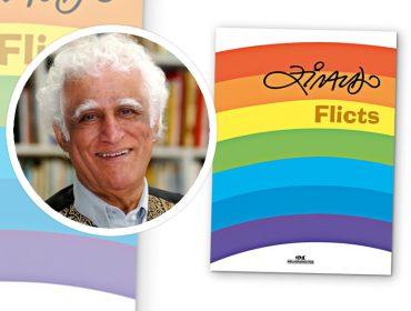 """Vivíssimo! Livro """"Flicts"""", de Ziraldo, é relançado para comemorar os 50 anos do clássico da literatura infantil"""