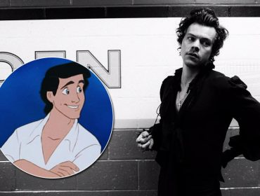 "Harry Styles é confirmado como o príncipe Eric no live-action de ""A Pequena Sereia"". Saiba mais!"