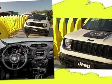Desejo do Dia: a edição limitada do Jeep Renegade WSL para surfar nas estradas