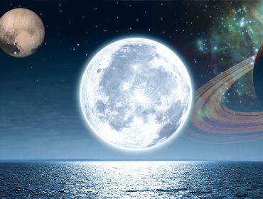 Lua Cheia vem aí e promete atividades desafiadoras…Prepare o fôlego para o astral da semana