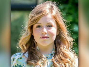 Com borogodó latino, Alexia, princesa da Holanda, é a nova it girl do pedaço aos 14 anos