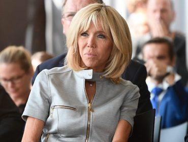 Brigitte Macron, primeira-dama francesa, estaria sumida por causa de procedimentos estéticos. Aos fatos!