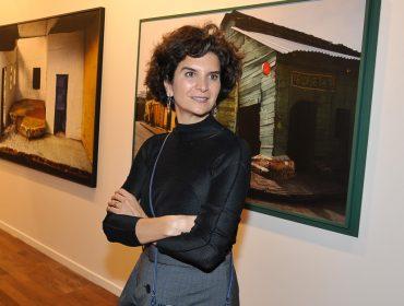 Fernanda Feitosa recebe para o preview da SP-Arte/Foto 2019 no JK Iguatemi
