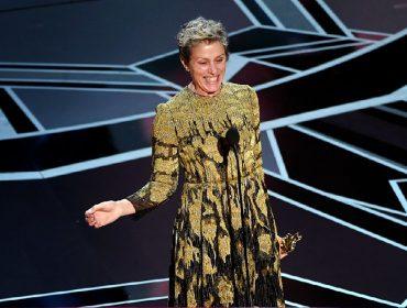 Caso sobre o Oscar roubado de Frances McDormand foi misteriosamente arquivado nessa terça