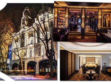 Igreja batista de 1903 vira hotel sensação em Londres. Aos detalhes!
