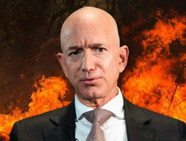 Com o apoio de George Takei, campanha virtual para convencer Jeff Bezos a salvar a Amazônia ganha força