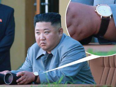 Ditador da Coreia do Norte é fotografado com relógio de R$ 48 mil que é proibido no país