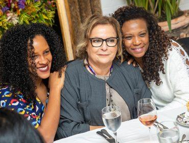 Joyce Pascowitch recebe mulheres inspiradoras em mais uma edição do Almoço de PODER