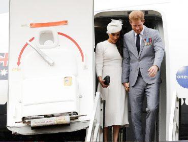 Fim da lua de mel com o público? Meghan e Harry são criticados por viajarem de jatinho ao invés de voo comercial