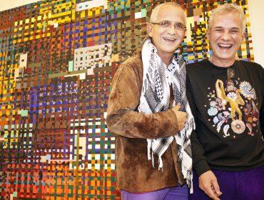 Galeria Luisa Strina recebe turma artsy para abertura de mostra dupla