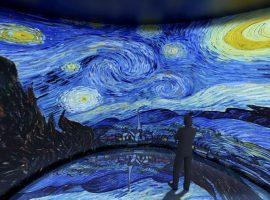 Shopping Pátio Higienópolis vai receber exposição imersiva no universo de Van Gogh