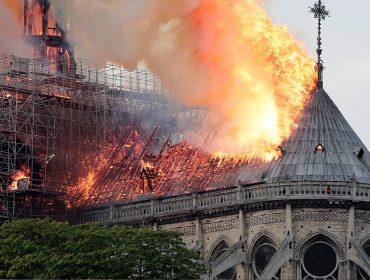 Dos R$ 3,3 bi prometidos por ricaços para a reconstrução da Notre-Dame, só 5% foram doados até agora