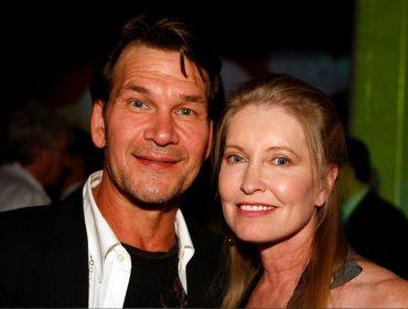 Acusada de maus-tratos a Patrick Swayze, viúva do ator revela que quem batia nele era a mãe