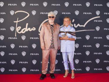 Pedro Almodóvar recebe prêmio e festança durante o Festival de Cinema de Veneza