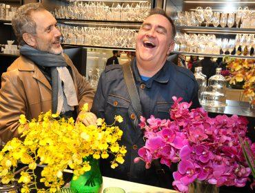 Vic Meirelles leva seu talento para nova flagship da Florense