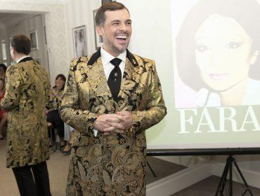 Sandro Barros arma agito para comemorar parceria com o CJ Fashion e nova coleção