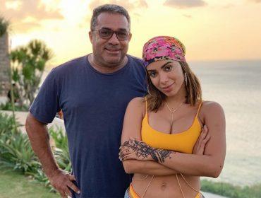 Pai de Anitta revela a real sobre a filha ter deixado de administrar a própria carreira…