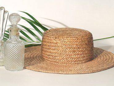 Desejo do Dia: o chapéu de palha natural versátil e feito sob medida da OS/ON