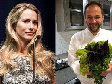 Viúva de Steve Jobs está de namorado novo, e ele é um dos chefs mais badalados dos EUA