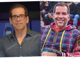 """Aos 46 anos, Leandro Hassum revela ser mais um adepto da harmonização facial: """"Tudo pago"""""""