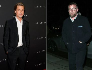 Depois de quase duas décadas, Brad Pitt e Guy Ritchie poderão trabalhar juntos novamente