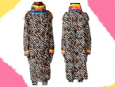 Desejo do Dia: a ousadia no casaco oversized da Moncler em parceria com Richard Quinn