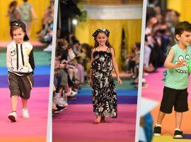 Fofura tomou conta do Shopping Pátio Higienópolis com Fashion Kids Weekend nesse fim de semana