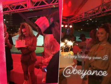 Beyoncé ganha festa antecipada de aniversário durante festival nos EUA. Vem conferir!