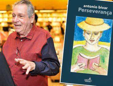 Antonio Bivar lança mais um livro autobiográfico, dessa vez focado no período entre 1982 e 1993