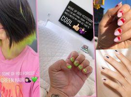 Dos geométricos ao neon, Glamurama entrega as tendências de 'nail art' para esse verão