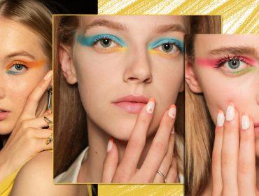 Maquiagem de 'Euphoria' segue em alta e influenciou até certo desfile da semana de moda de NY