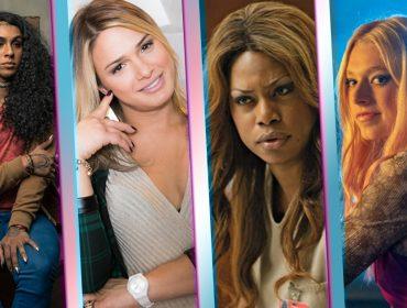 Atrizes transexuais conquistam mais e mais espaço em novelas, cinema e séries nacionais e internacionais. E elas são puro talento!
