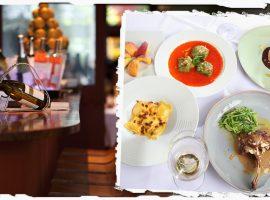 Para encontrar a perfeita harmonização entre o vinho e a comida vale a visita à Vinheria Percussi