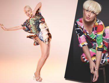 Em nome de antiga amizade, Xuxa ataca de modelo: estrela campanha de marca carioca e volta às passarelas…