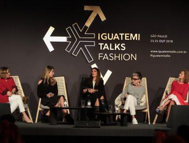 Terceira edição do Iguatemi Talks Fashion foca em inovação, sustentabilidade, tendências, comportamento e negócios de moda