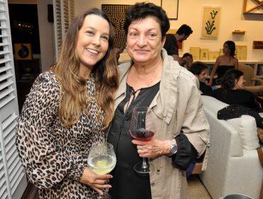 Georgiana Rothier e Bernardo Faria abrem seu apartamento para turma artsy