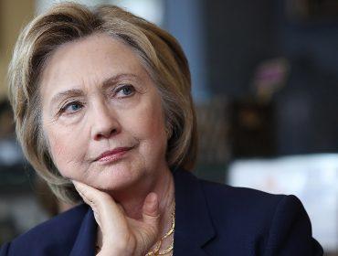 Hillary Clinton afirma que Trump não vai se reeleger e deixa escapar que ainda sonha com a Casa Branca