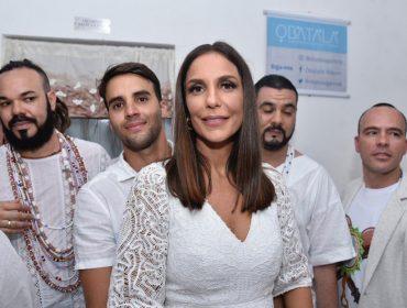 Lançamento do álbum 'Obatalá' agitou o Terreiro do Gantois em Salvador