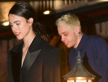 Pete Davidson, o ex de Ariana Grande e Kate Beckinsale, está namorando atriz em ascensão em Hollywood