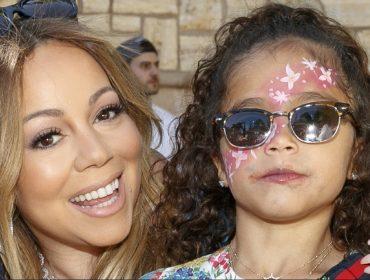 Mariah Carey leva a filha para sessão de compras de luxo que termina em… supermercado!