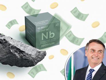 Quer saber o que é nióbio, o minério considerado a salvação do Brasil pelo presidente Bolsonaro? PODER explica…