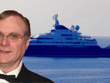Mega-iate de Paul Allen, ex-sócio de Bill Gates, é colocado à venda por mais de R$ 1 bilhão