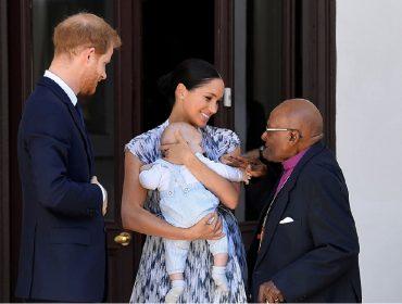 Foi revelado o apelido de Archie Harrison, o filho de Meghan e do príncipe Harry. Vem saber!