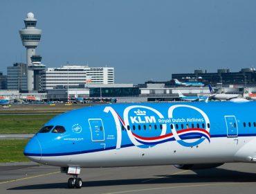 Voar de forma sustentável? KLM lidera discussão sobre o tema e celebra seus próximos 100 anos